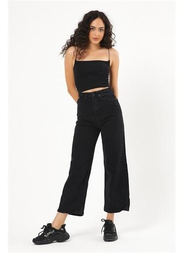Tonny Black Jean Pantolon Siyah